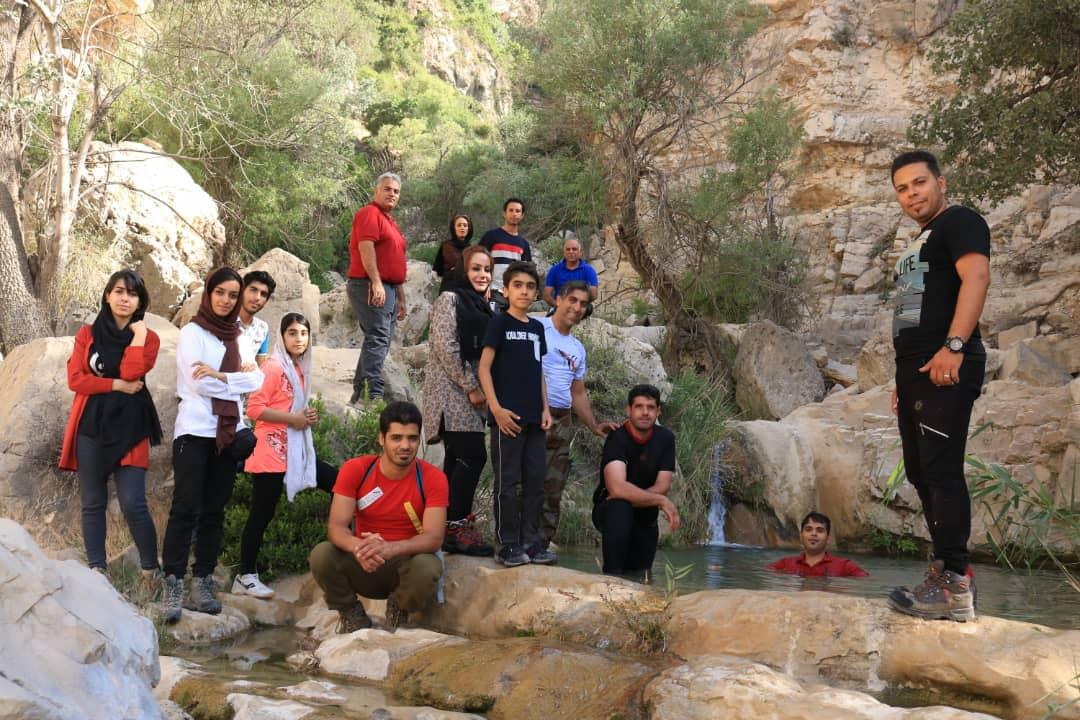 برنامه آبشار پایتُف