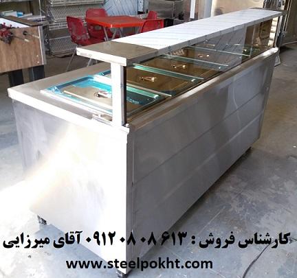 توليد كانتر گرم استيل