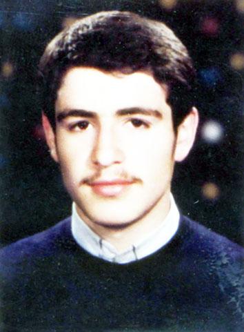 شهید مجید قهری