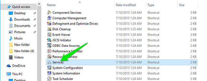 غیر فعال کردن آپدیت خودکار ویندوز 10 (windows 10)