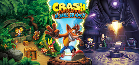 دانلود سیو بازی CRASH BANDICOOT N. SANE TRILOGY