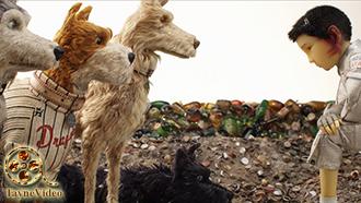 دانلود انیمیشن جزیره سگ ها Isle of Dogs زیرنویس فارسی و با لینک مستقیم