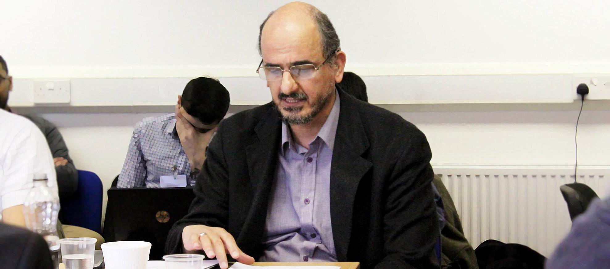 دکتر ابوالقاسم فنائی ( فیلسوف اخلاق و الهیدان ؛ مدرس دانشگاه مفید)