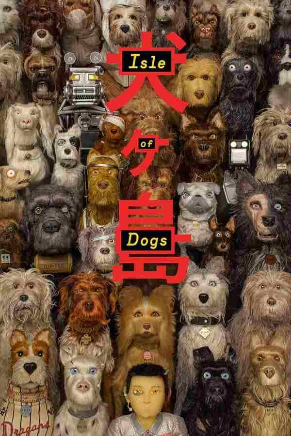 انیمیشن دوبله  Isle of Dogs 2018