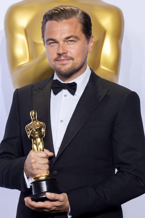 جایزه اسکار لئوناردو دیکاپریو