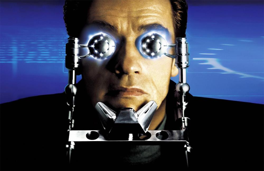 آرنولد شوارتزنگر در دهه 2000