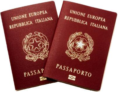 پاسپورت ایتالیا