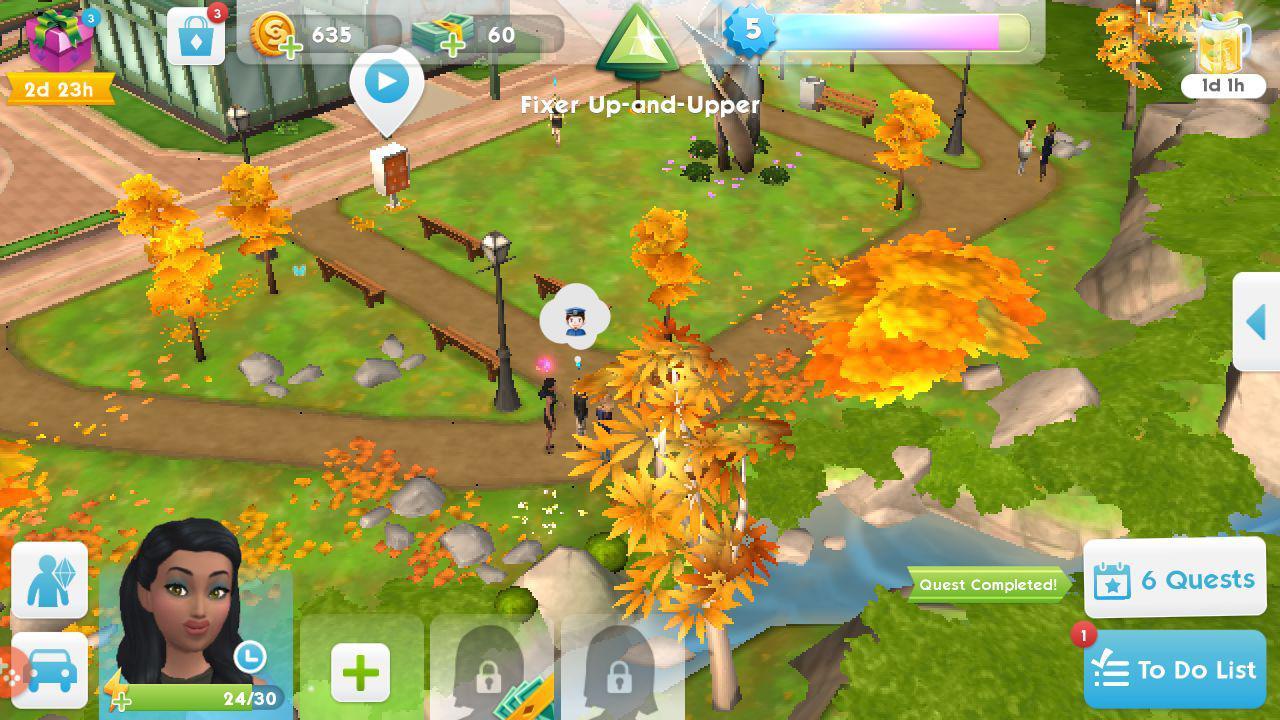 سیمز موبایل سیمز 4 سیمز بازی موبایل بازی گوشی