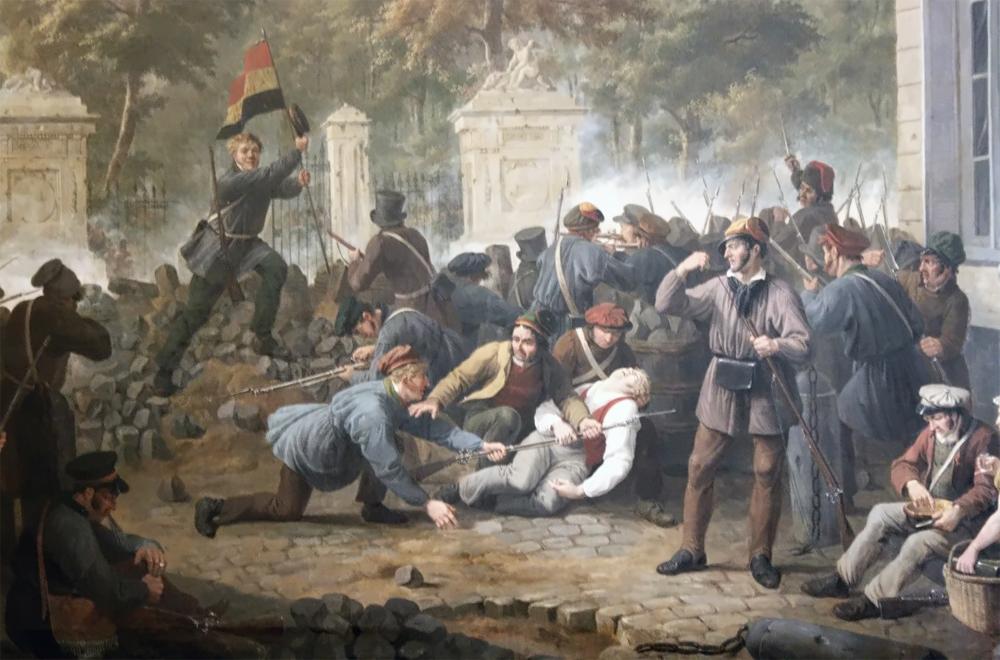 انقلاب بلژیک در سال 1830