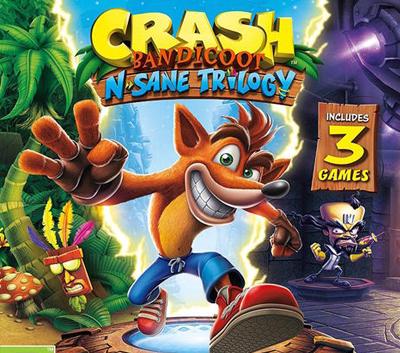 دانلود ترینر بازی Crash Bandicoot N. Sane Trilogy