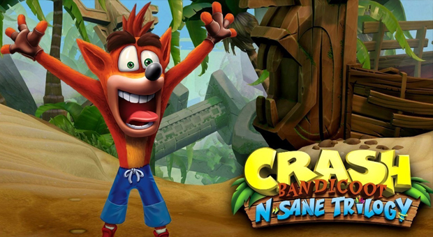 ترینر بازی Crash Bandicoot N. Sane Trilogy
