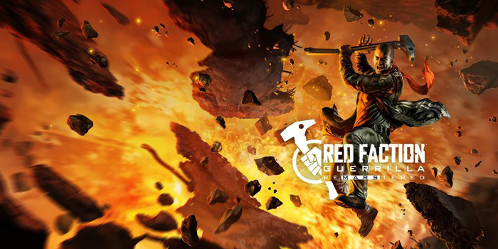 ترینر بازی Red Faction Guerrilla Re-Mars-tered