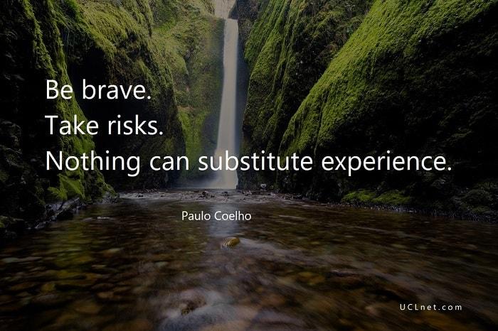 سخنان پائولو کوئیلو با ترجمه فارسی - Paulo Coelho Quote