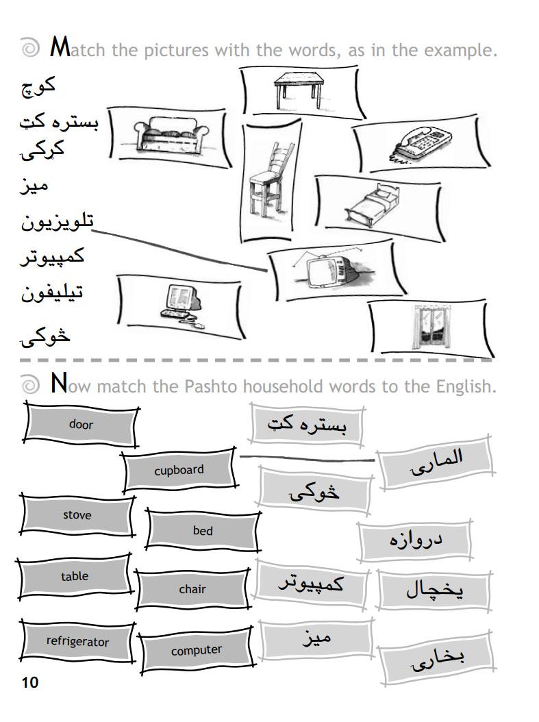 زبان پشتو