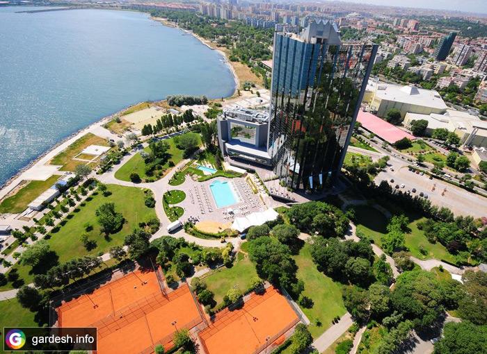 هتل شرایتون استانبول
