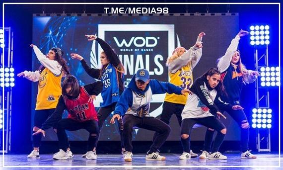 دانلود سری 2018 مسابقه World Of Dance با کیفیت HD720P