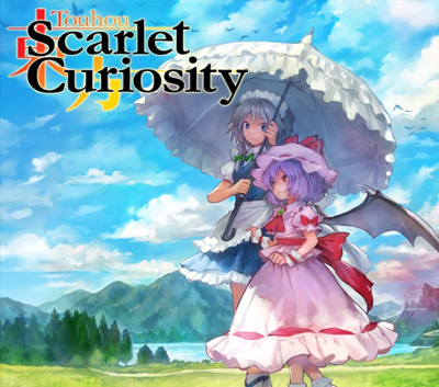 دانلود ترینر بازی Touhou Scarlet Curiosity