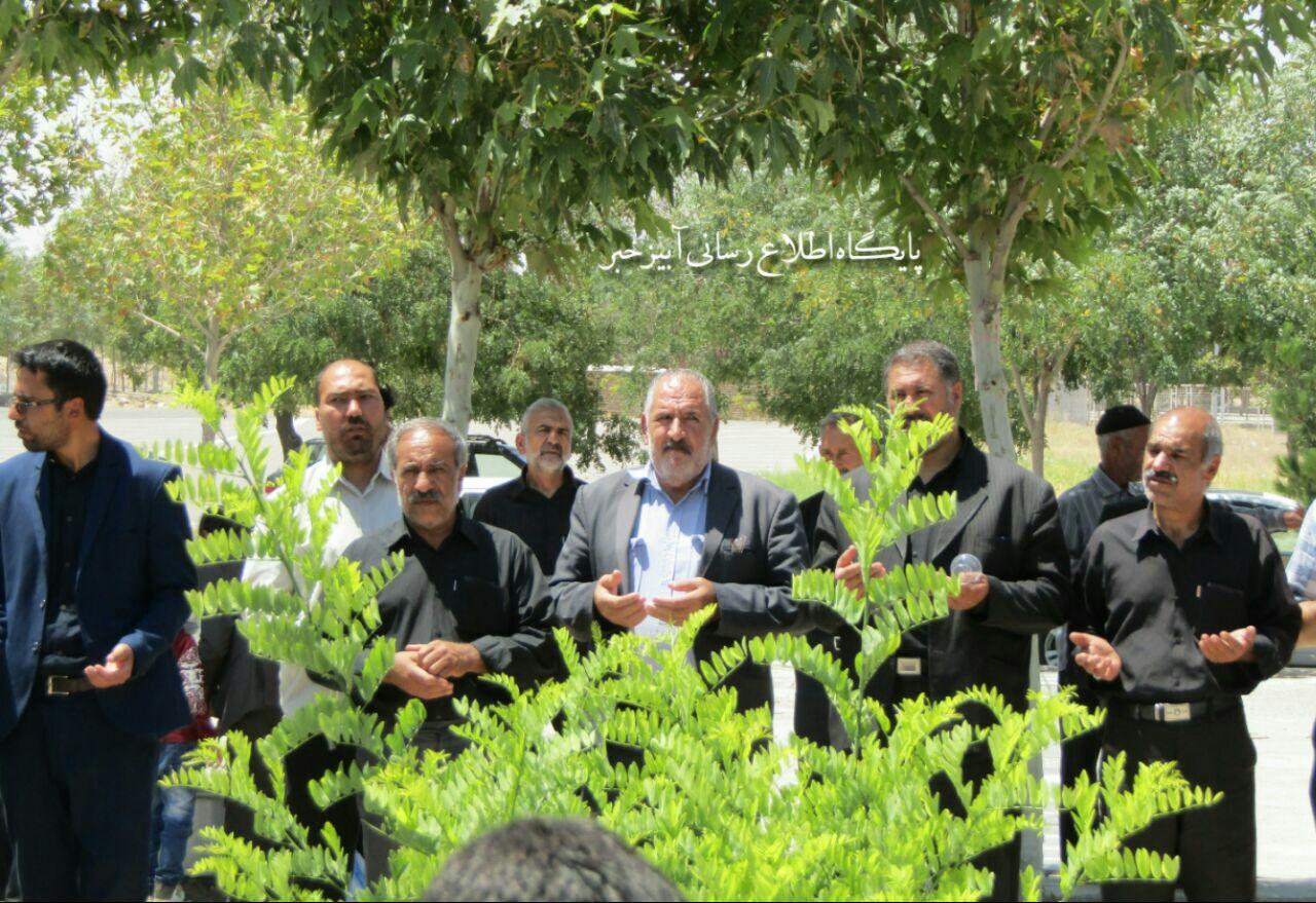 جلسه ترحیم شادروان کربلائی اسماعیل گندمکار درمشهدبرگزارشد