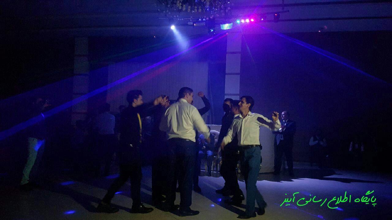 جشن ازدواج آقای حسین عباسی فرزند حاج غلام عباس در مشهد