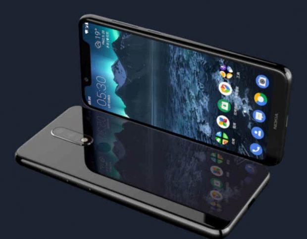 نوکیا ایکس 5 (Nokia X5)