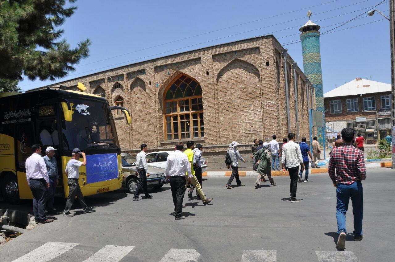 مسجد بناب