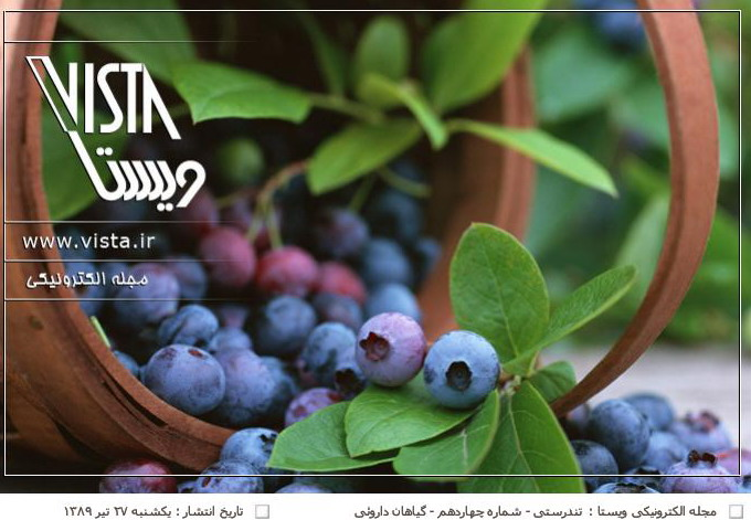 کتاب گیاهان دارویی - ویستا