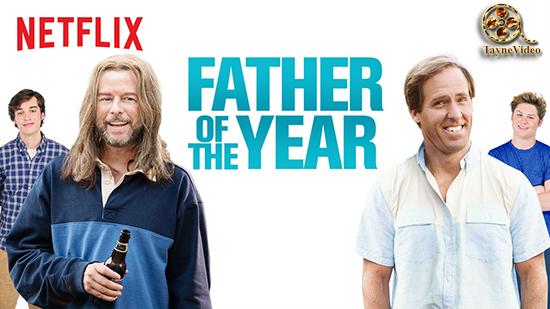 دانلود زیرنویس فارسی فیلم پدر سال - Father of the Year 2018