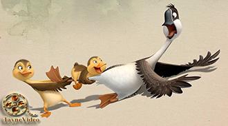 دانلود انیمیشن اردک اردک غاز Duck Duck Goose 2018 دوبله فارسی و لینک مستقیم