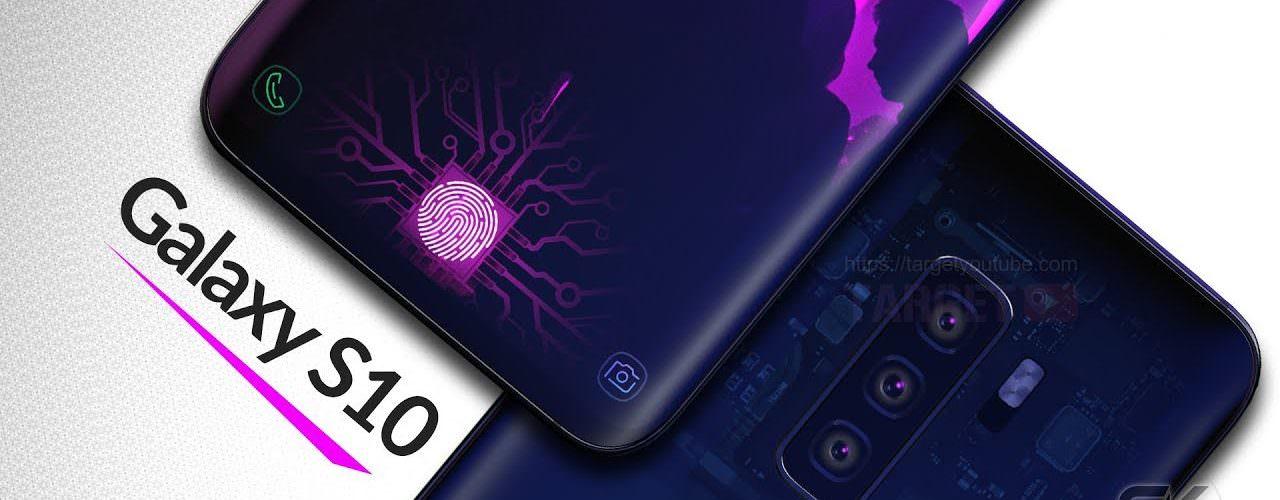 گلکسی اس 10 (Galaxy S10)