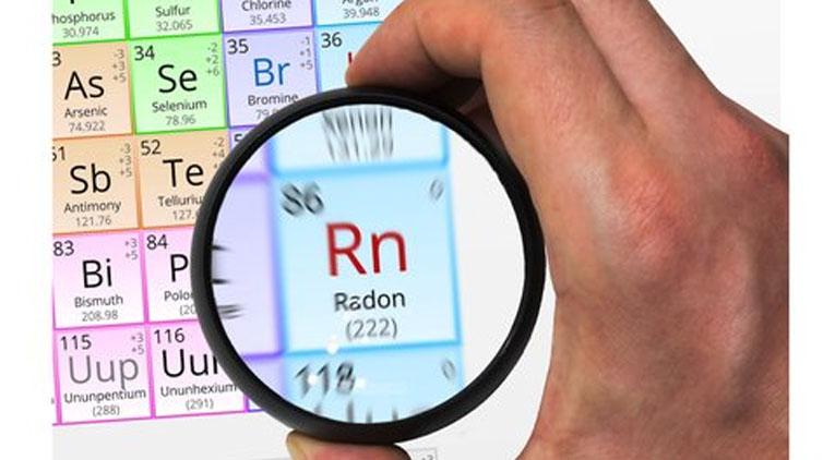 کاربردهای گاز رادون Rn