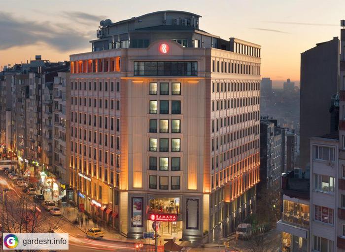 هتل رامادا پلازا استانبول