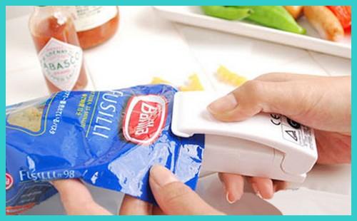 دستگاه پلمپ پلاستیک نایلون در خانه با قیمت ارزان