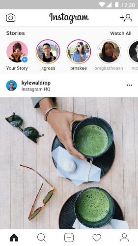 Instagram Lite 40.0.0.6.10 دانلود اینستاگرام لایت اندروید
