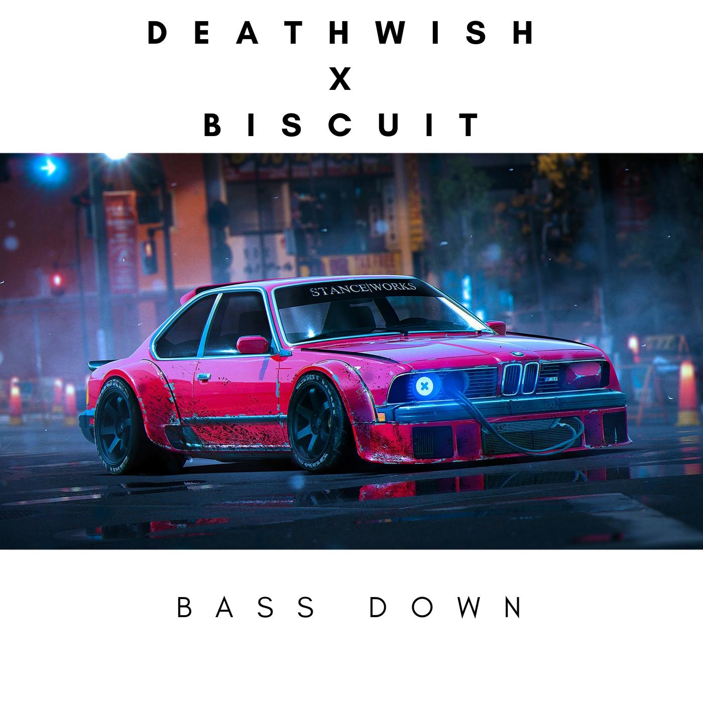 دانلود اهنگ Deathwish & Biscuit به نام Bass Down