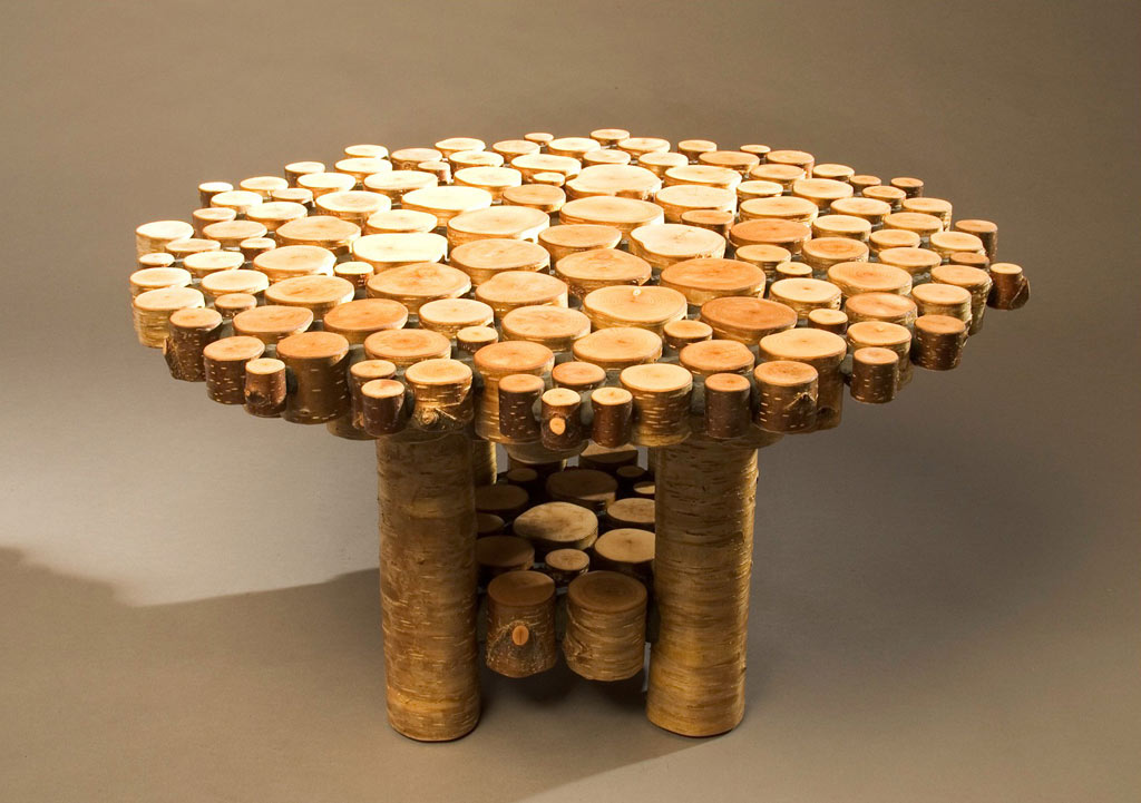 خلاقانه ترین طراحی های میز