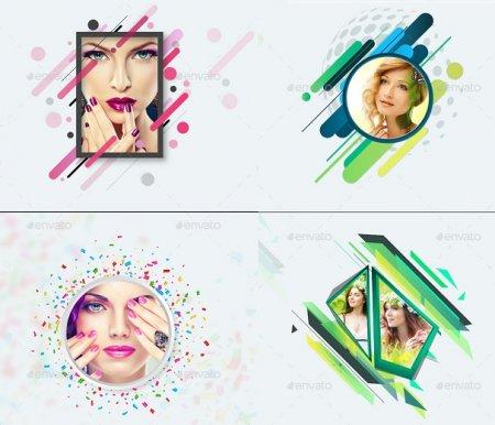 دانلود مجموعه زیبای فریم های لایه باز عکس v12