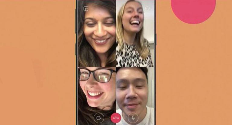 معرفی کامل قابلیت جدید اینستاگرام: تماس تصویری چهار نفره