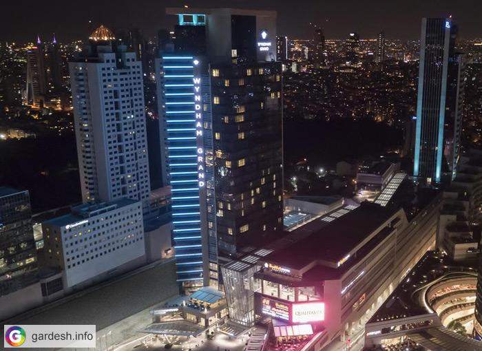 هتل ویندهام گرند استانبول