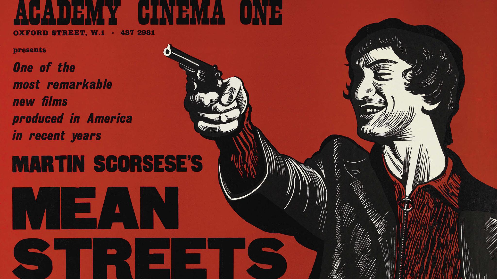 دیالوگ ماندگار از فیلم Mean street !