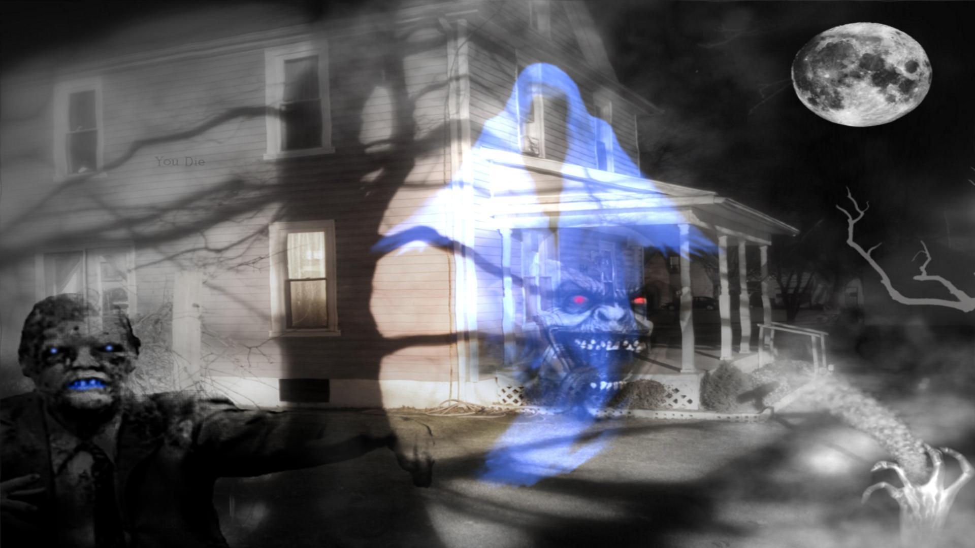 محیط اسکرین سیور Halloween