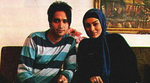 سحر قریشی همسر سابق مهران اخوان ذاکری