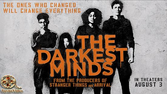 دانلود زیرنویس فارسی فیلم the darkest minds 2018