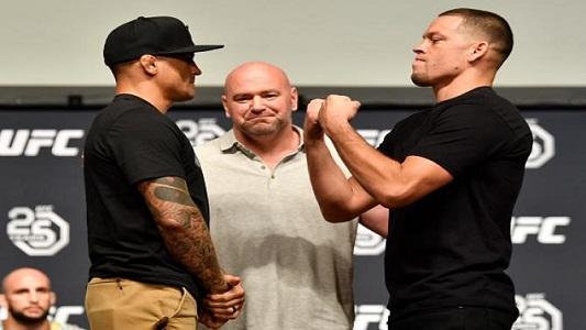 دانلود مراسم UFC 25th Anniversary Press Conference