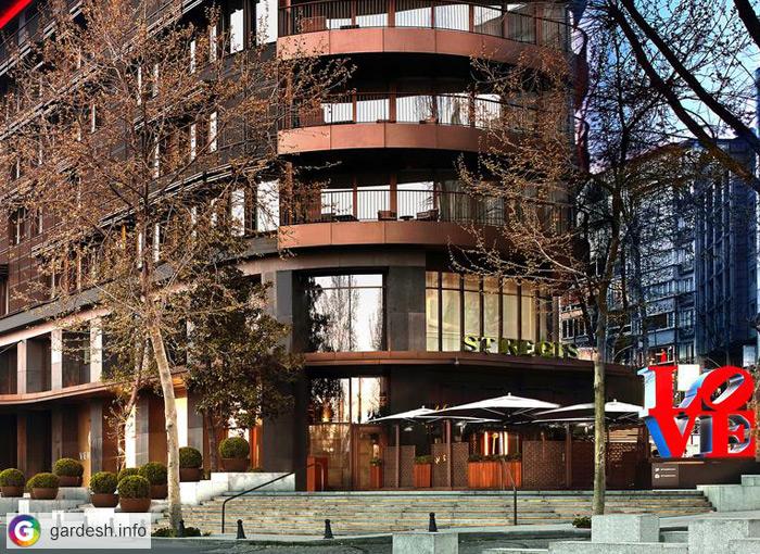 معرفی هتل سنت رجیس استانبول