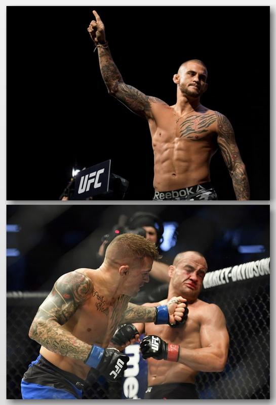 دانلود کالکشن داستین پویریر   Dustin Poirier  MMA Career Pack