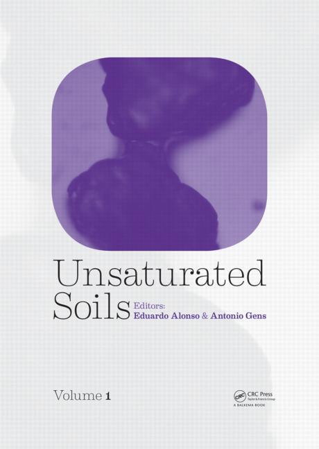 دانلود مجموعه دو جلدی مرجع جامع خاک های غیر اشباع