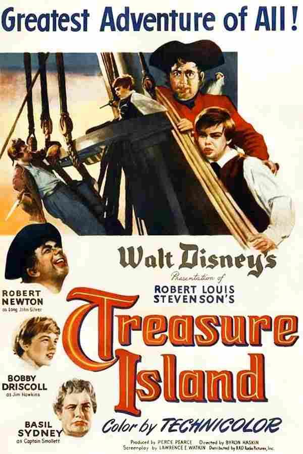 فیلم Treasure Island 1950