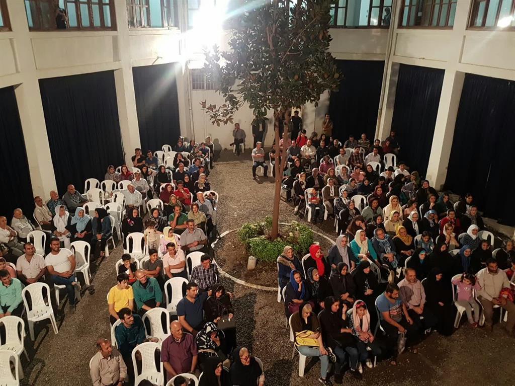 گزارش تصویری استقبال مردمی از برنامه های تماشاخانه سازمان فرهنگی، ورزشی و اجتماعی شهرداری رشت