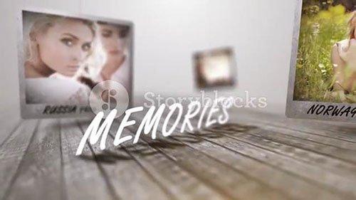 دانلود پروژه آماده افترافکت : کلیپ عکس Trawel memories با موزیک شهاب رمضان