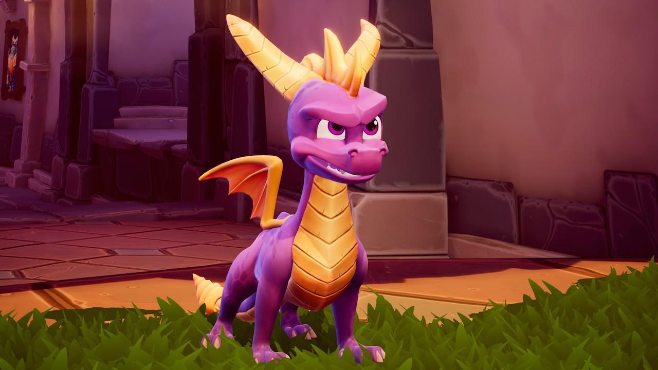 عرضه عنوان Spyro Reignited Trilogy با تاخیر مواجه شد